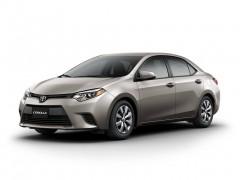 Toyota Corolla Sedan - ICAR