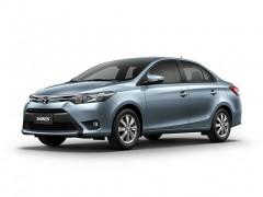 Toyota Yaris Sedan - CCAR