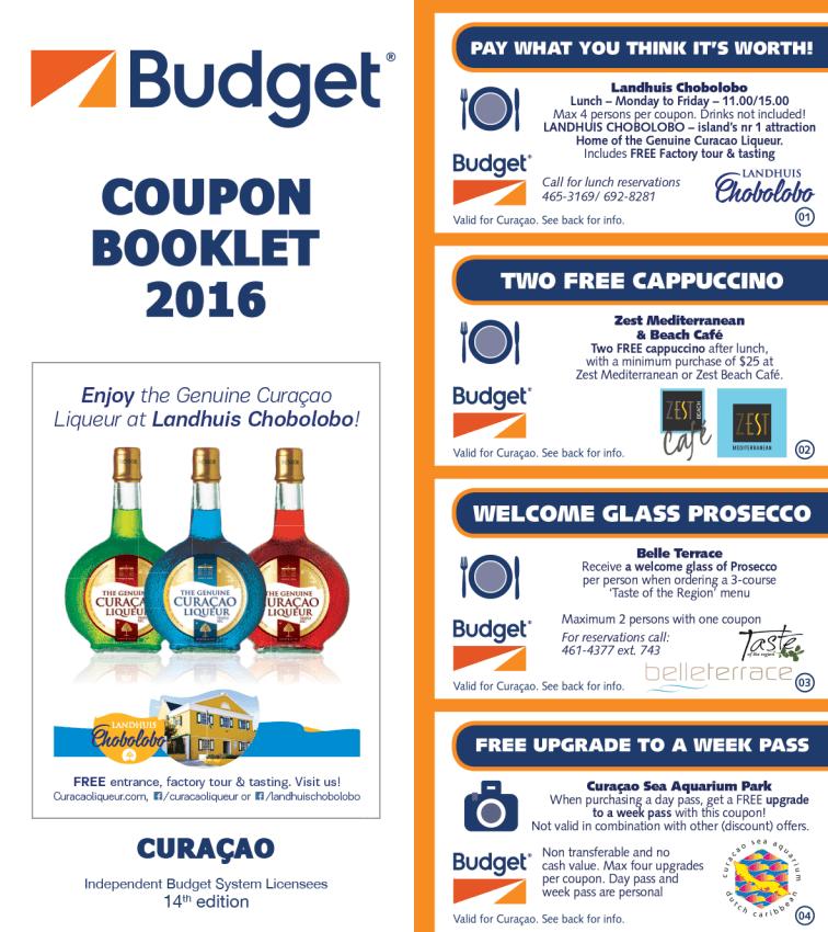 Budget rent a car discount coupon